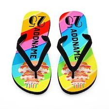 25 YEARS OLD Flip Flops