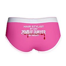 Zombie Hunter - Hair Stylist Women's Boy Brief