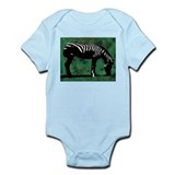 Zebra Infant Bodysuit