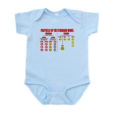 Particles Infant Bodysuit