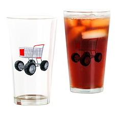 Super shopping cart Drinking Glass