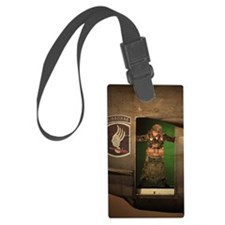 173rd Jumpmaster Luggage Tag