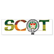 Buchanan Clan Bumper Bumper Sticker
