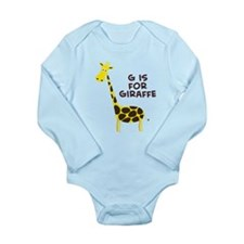 G is for Giraffe Body Suit