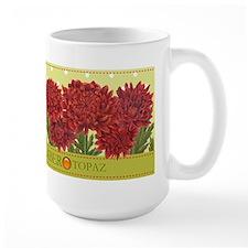 Birth Flower And Gem November Mug