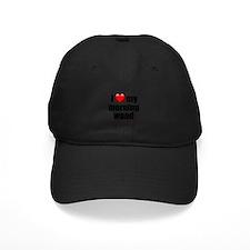 """Love My Morning Wood"" Baseball Hat"