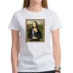 Mona & her Boston Ter Women's T-Shirt