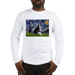 Starry Night Boston Ter Long Sleeve T-Shirt