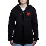 i-love-soda.png Zip Hoodie