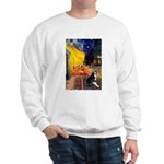 Cafe & Boston Terrie Sweatshirt