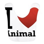 i-love-animals.png Bib