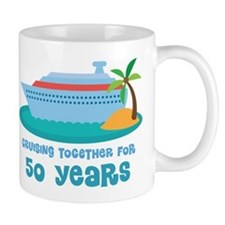 50th Anniversary Cruise Mug