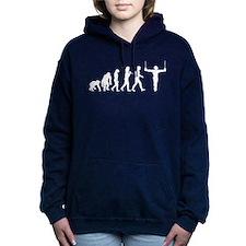 Rings Gymnast Hooded Sweatshirt