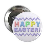 Happy Easter! Button