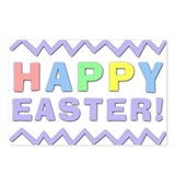 Happy Easter! Postcards (Package of 8)