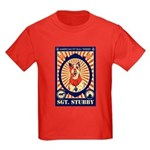 SGT. Stubby Kids Dark T-Shirt