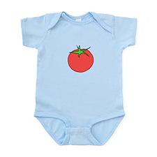 Cartoon Tomato (Buffered) Body Suit