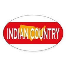 colorindiancntrymapbstick Decal