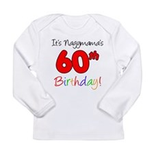 Nagymama 60th Birthday Long Sleeve T-Shirt