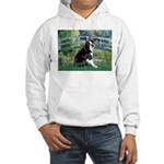 Bridge & Boston Ter Hooded Sweatshirt