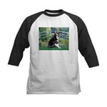 Bridge & Boston Ter Kids Baseball Jersey