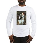 Ophelia & Boston Terrier Long Sleeve T-Shirt