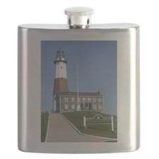 Montauk Lighthouse Flask