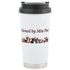 Unique Minpin Travel Mug