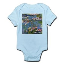 Monet Water lilies Body Suit
