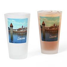 Lucerne souvenir Drinking Glass