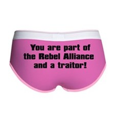 You are part of the Rebel Allian Women's Boy Brief