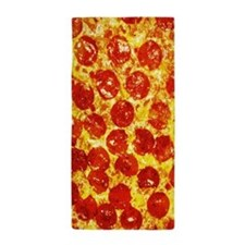 Pizzatime Beach Towel
