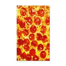 Pizzatime Rectangle Car Magnet