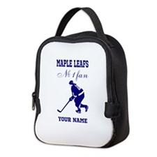 Number 1 Hockey Fan Neoprene Lunch Bag