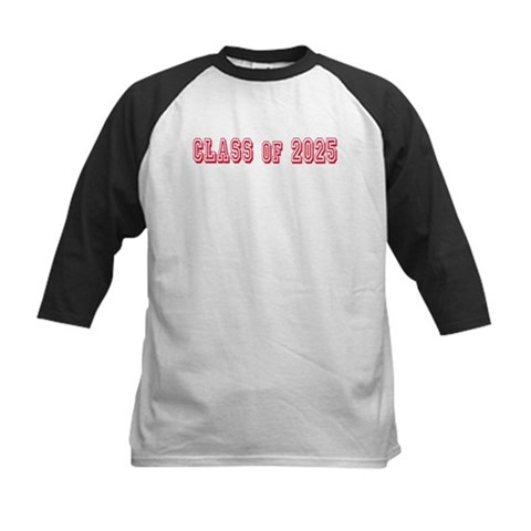 Class of 2025 red Tee