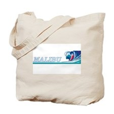 Malibu, California Tote Bag