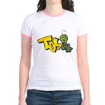 TOS Jr. Ringer T-Shirt
