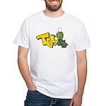 TOS White T-Shirt