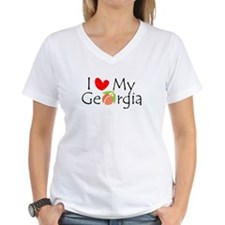 I love my Georgia peach Shirt