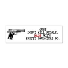 Cute Gun rights Car Magnet 10 x 3