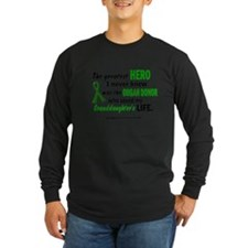 Hero I Never Knew 1 (Granddaughter) Long Sleeve T-