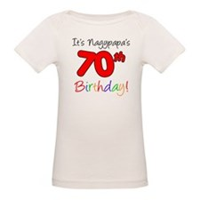 Nagypapa 70th Birthday T-Shirt