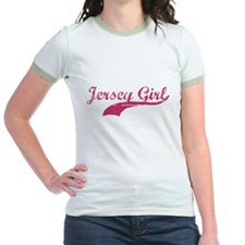 JERSEY GIRL T-SHIRT NEW JERSE T