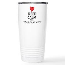 Cute Funny add Travel Mug
