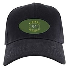 Vintage 1964 Birth Year Baseball Cap