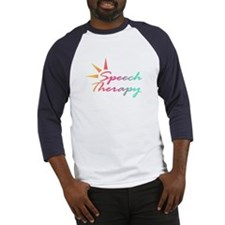 Speech Therapy Baseball Jersey