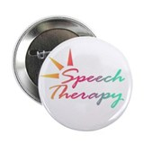 "Speech Therapy 2.25"" Button (10 pack)"
