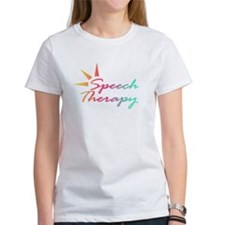 Speech Therapy Tee