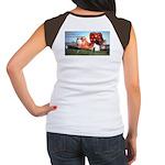 Boomershoot 2007 Women's Cap Sleeve T-Shirt