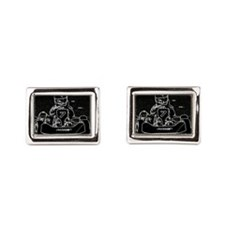 Kid Karts Rock! Cufflinks